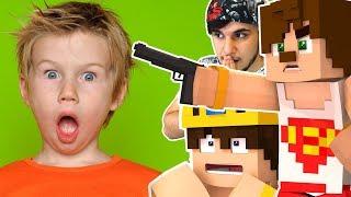İZLEYİCİMİZ VİDEOYU BASTI- Minecraft SkyBlock #53