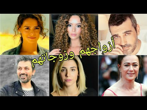 تعرف على أزواج وزوجات أبطال مسلسل إمرأة للات النساء Kadin أسمائهم وأعمارهم الحقيقية Youtube