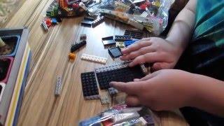 Делаем подарок своими руками! Подставка для цветов из Лего!(Сборка лего! Смотреть всем видеообзор про Лего от Георгия Кременецкого! Делаем подарок своими руками!..., 2016-03-11T11:49:02.000Z)