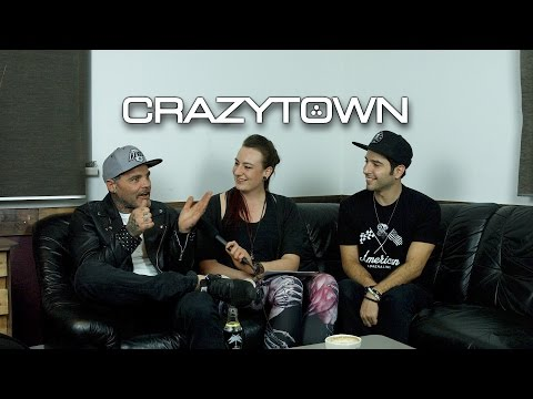 "INTERVIEW | 10 questions with ""CRAZY TOWN"""