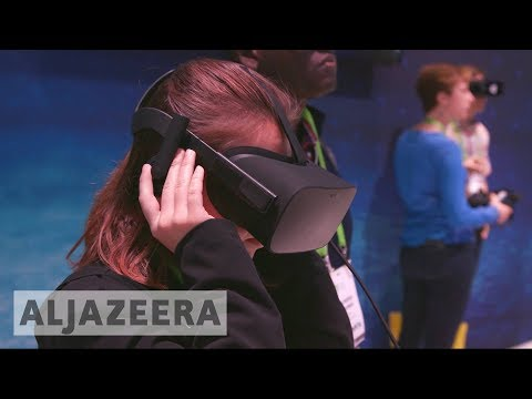 CES 2018: Robots and smart devices at tech show