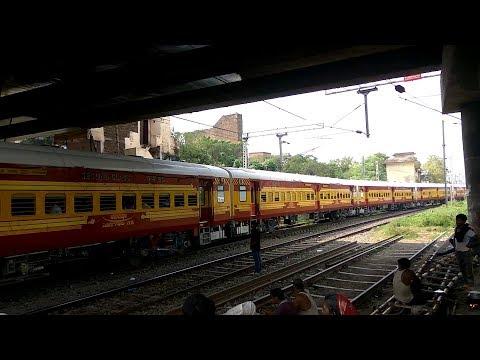 15563 Jaynagar-Udhna Antyodaya Express First Run From Jaynagar