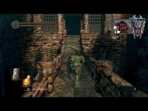 Let's Play Dark Souls [Part 33] - Fallen über Fallen