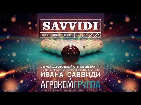 Savvidi 2019 Пащинский Юрий - Багиров Вагиф