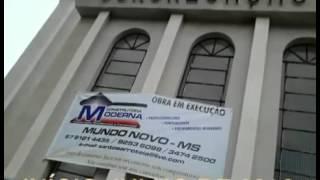 CCB MUNDO NOVO- MS/ FOTOS REFORMA/ HINO 334