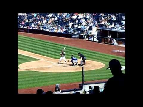 San Diego Padres Baseball 2012 vs Colorado Rockies
