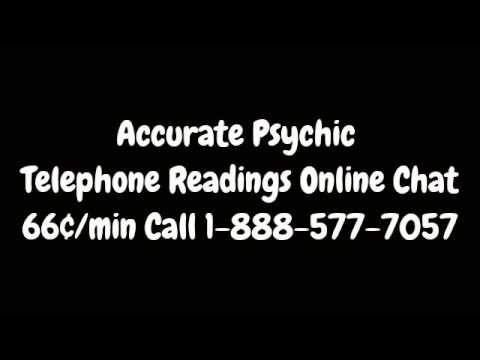 Accurate Psychic Telephone Readings Online Chat