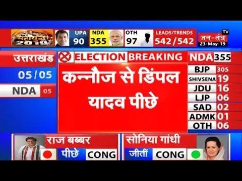 2019 vidhan sabha election results - 45 минут