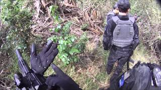 ACU officer Snake Casualty Report Jurassic World Fan Video
