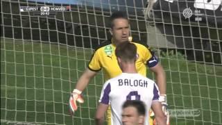 Újpest - Honvéd   2-0   29. forduló 2015/2016