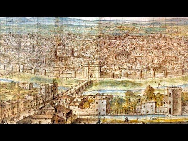 Amigos del Mapa: Valencia del Wijngaerde al Google Maps