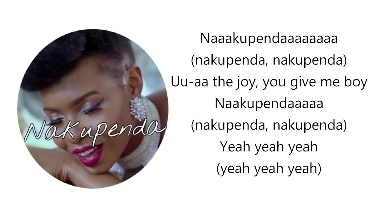 Download Nakupenda - Yemi Alade (Swahili) Ft  Nyashinski Lyrics