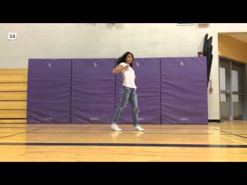 Stephanie Dancing To / Calling All The Monsters - China Anne McClain