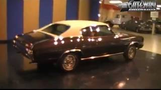 1972 Chevy Chevelle Malibu for sale at Gateway Classic Cars in IL