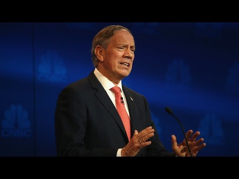 George Pataki Drops GOP Presidential Bid