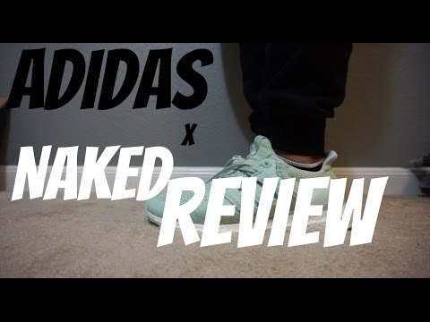 Unboxing #29 + SNEAKER REVIEW!! Adidas x Naked UB 1.0