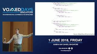 Hitchhiker's Guide to Functional Programming - Voxxed Days Singapore 2018