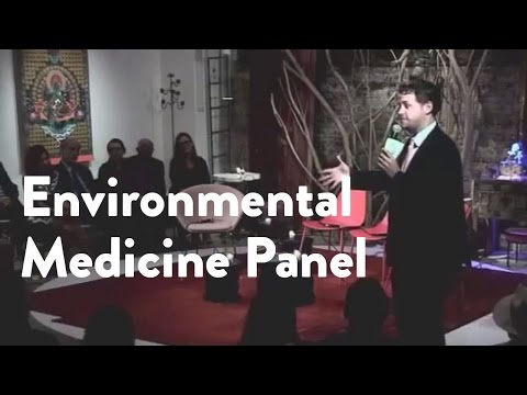 Environmental Medicine Panel at the Functional Forum