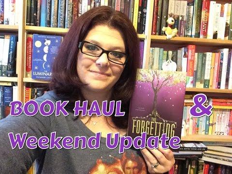 GIANT BOOK HAUL & Weekend update! September 20 , 2016