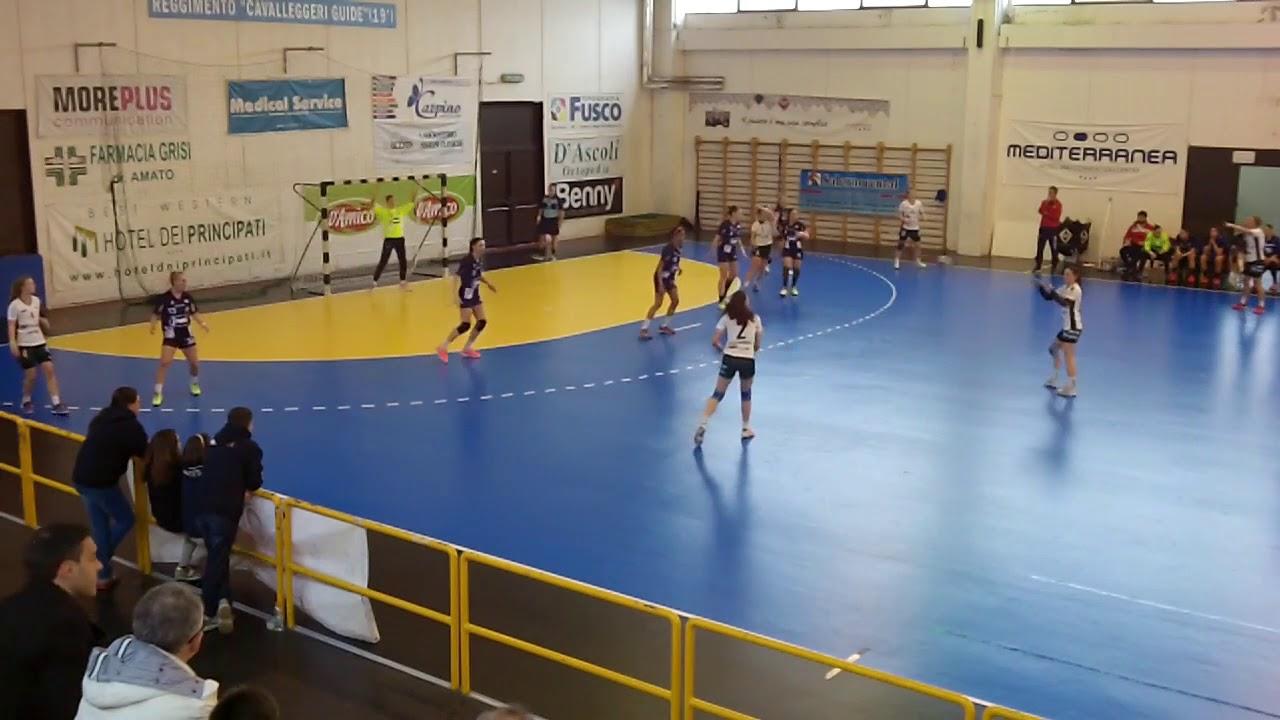 Serie A1F [16^]: Salerno - Brixen 28-20