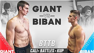 The Giant VS Biban - BTTB CALI BATTLES 1/8