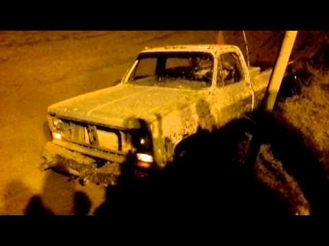 Snowflake At Elko Mud Bogging 11/1/14 Pass #2