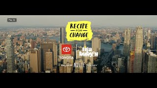Tita Baby's   Recipe For Change & Toyota with Nicole Ponseca