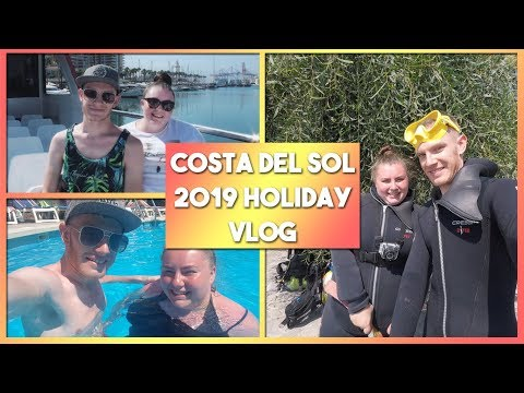 OUR BEST HOLIDAY EVER IN BENALMADENA!!!