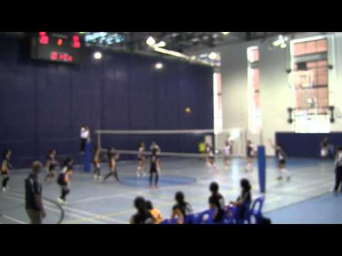 Varsity Volleyball Morrison Academy vs ICS Bangkok Championship ACSC (blurry, sorry)