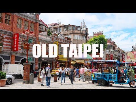 Travel Back Old Taipei | Dihua District 台北迪化街