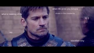 Game of Thrones CRACK! || (6x06 - 6x07)