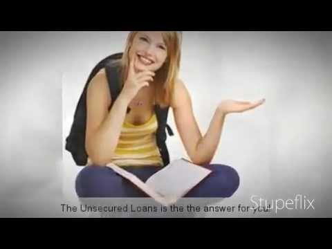 """Unsecured Loans """"Appropriate funds to be attained without any collateral """""""