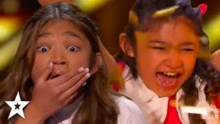 Download AMAZING Performances By Angelica Hale On America's Got Talent! | Got Talent Global Mp3 and Videos