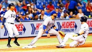 Rays highlights vs Blue Jays 8/22/17