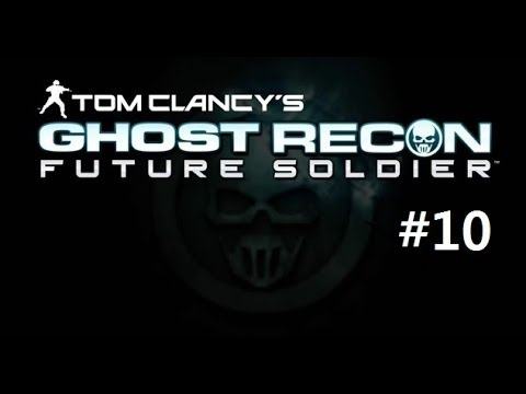고스트리콘 퓨처솔져 Ghost Recon Future Soldier Multiplayer part  # 10