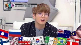 Video [PT-BR] BTS discute sua popularidade internacional - New Yang Nam Show download MP3, 3GP, MP4, WEBM, AVI, FLV Agustus 2018