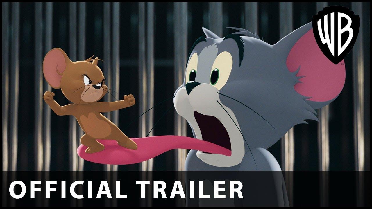 Download Tom & Jerry The Movie – Official Trailer – Warner Bros. UK