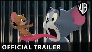 Tom & Jerry The Movie – Official Trailer – Warner Bros. UK