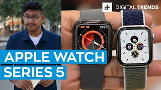 Gambar cover Apple Watch Series 5 Hands-on Review | Still The Best