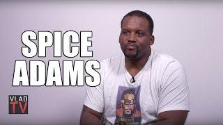 Spice Adams Laughs at John Salley Saying Pippen More Skilled Than Jordan (Part 5)