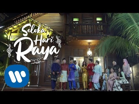 Warner Music Malaysia All Star - Seloka Hari Raya (Official Music Video)