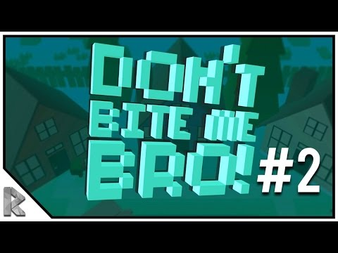 INCREASING BASE POPULATION! - Don't Bite Me Bro! - New Zombie, Base Building Survival Game! #2