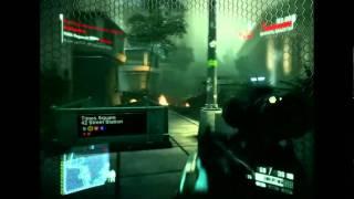 Crysis 2 Multiplayer Gameplay [PC]