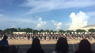 Coming With You - Southern University High School Band Camp 2015