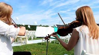March Mendelssohn - Slub Cywilny| Duet skrzypaczek| www.music-violin.pl