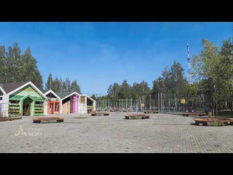 В Нижнекамске может появиться  кинотеатр под открытым небом - телеканал Нефтехим (Нижнекамск).