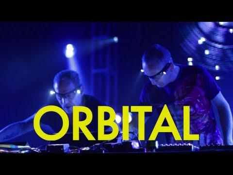 Electronic Music Innovators ORBITAL (FFRR / ACP) Dubspot Interview @ Decibel Festival