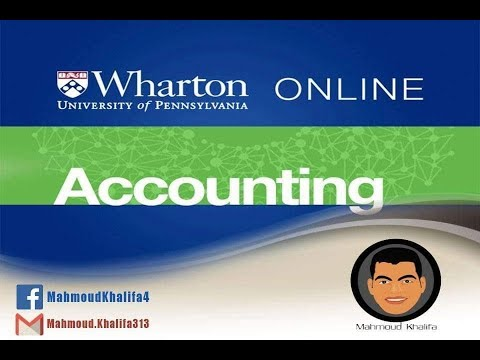 Introduction to Financial Accounting - كورس محاسبة بالانجليزى كامل