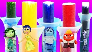 How To Make Inside Out Crayola Color Markers Joy Anger Disgust Sadness Fear Crayola Marker Kit DIY