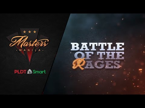 Battle of the Rages - The Manila Masters